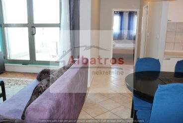 Makarska, new building, apartment in center for sale