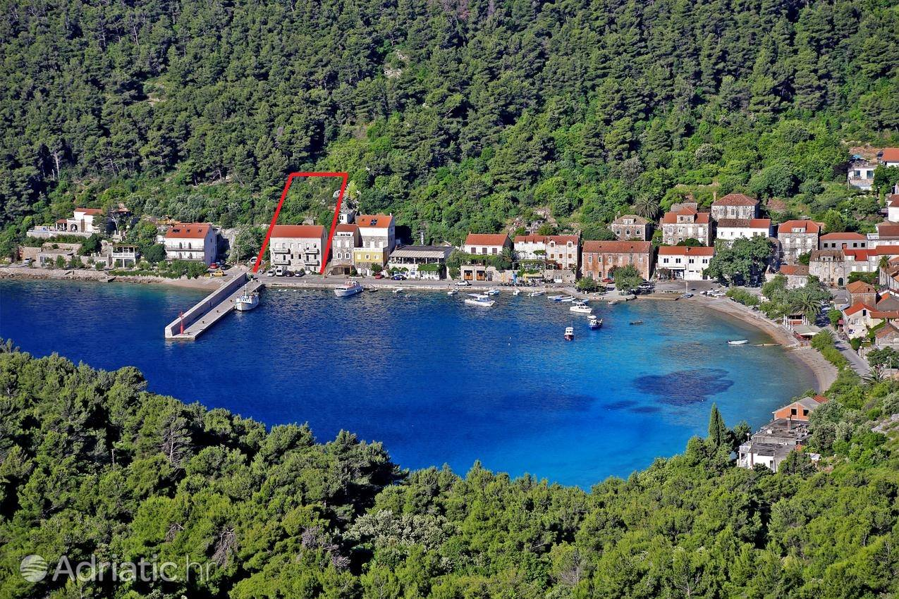 Peljesac, near Dubrovnik, stone house, hotel in the project