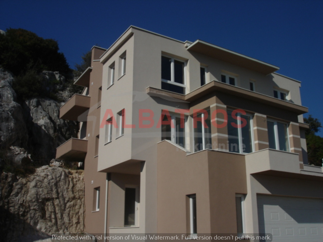 Newly built detached house Ploče is for sale
